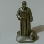 Star Wars 1997 Anakin Skywalker ( Darth Vader) Rawcliffe Pewter Statuette @SOLD@